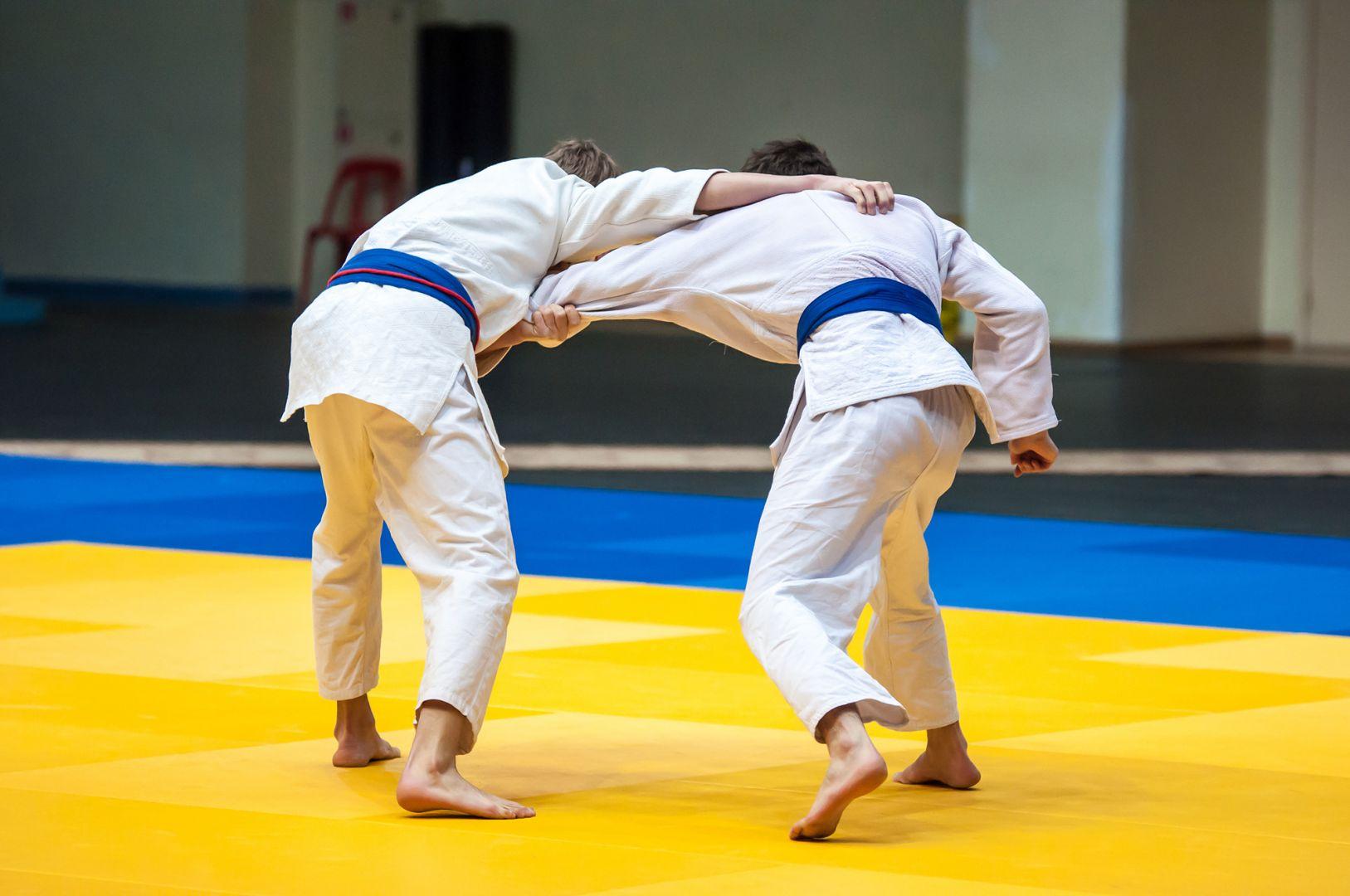 На Ставрополье прошёл чемпионат края по дзюдо