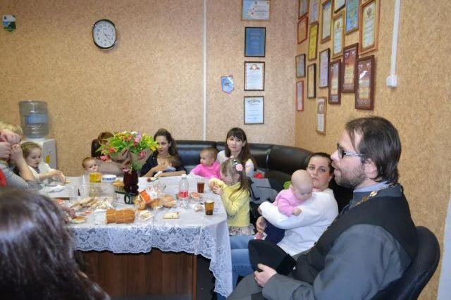 В Михайловске продолжается проект «Преображение» для мам в декретном отпуске