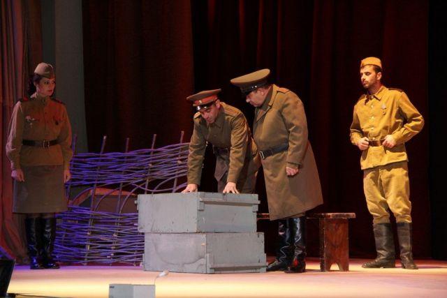 Ставропольские зрители ответили взаимностью актёрам Черкесского Драматического театра