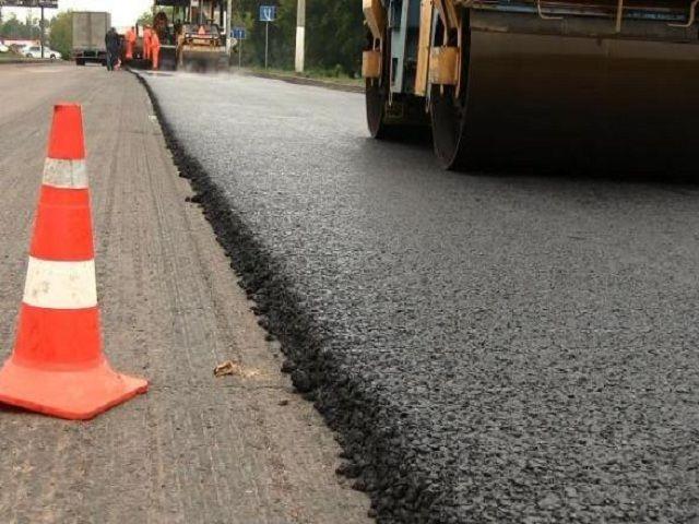 Подрядчик отремонтировал просевшую дорогу в Невинномысске