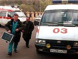 """Убит президент благотворительного фонда """"Ренессанс"""""""