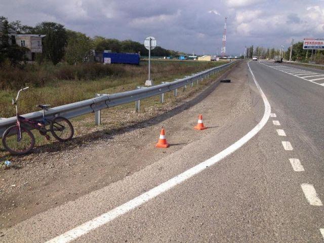 На Ставрополье отсоединившиеся от «ГАЗели» колёса нанесли травмы ребёнку