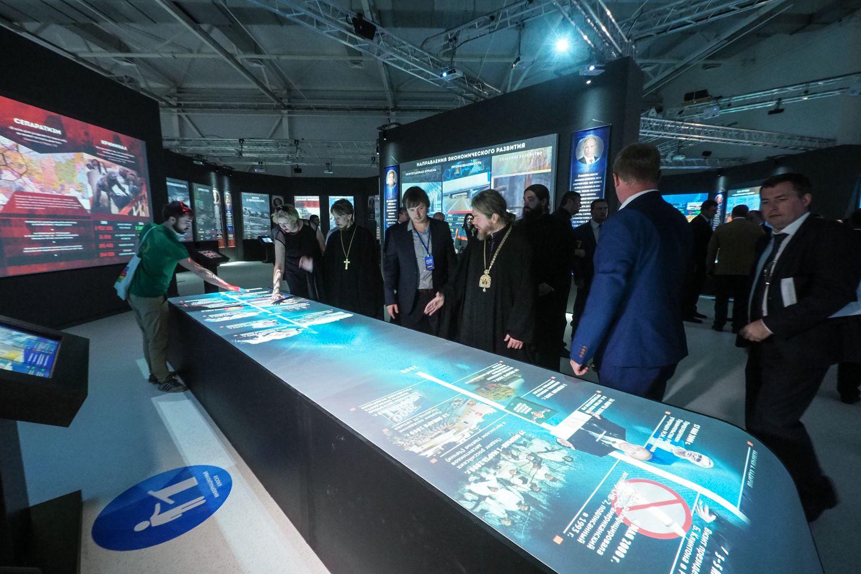 В Ставрополе торжественно открыли музейно-выставочный комплекс «Россия — Моя история»