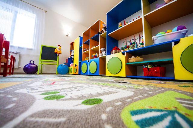 В Михайловске построен новый детский сад