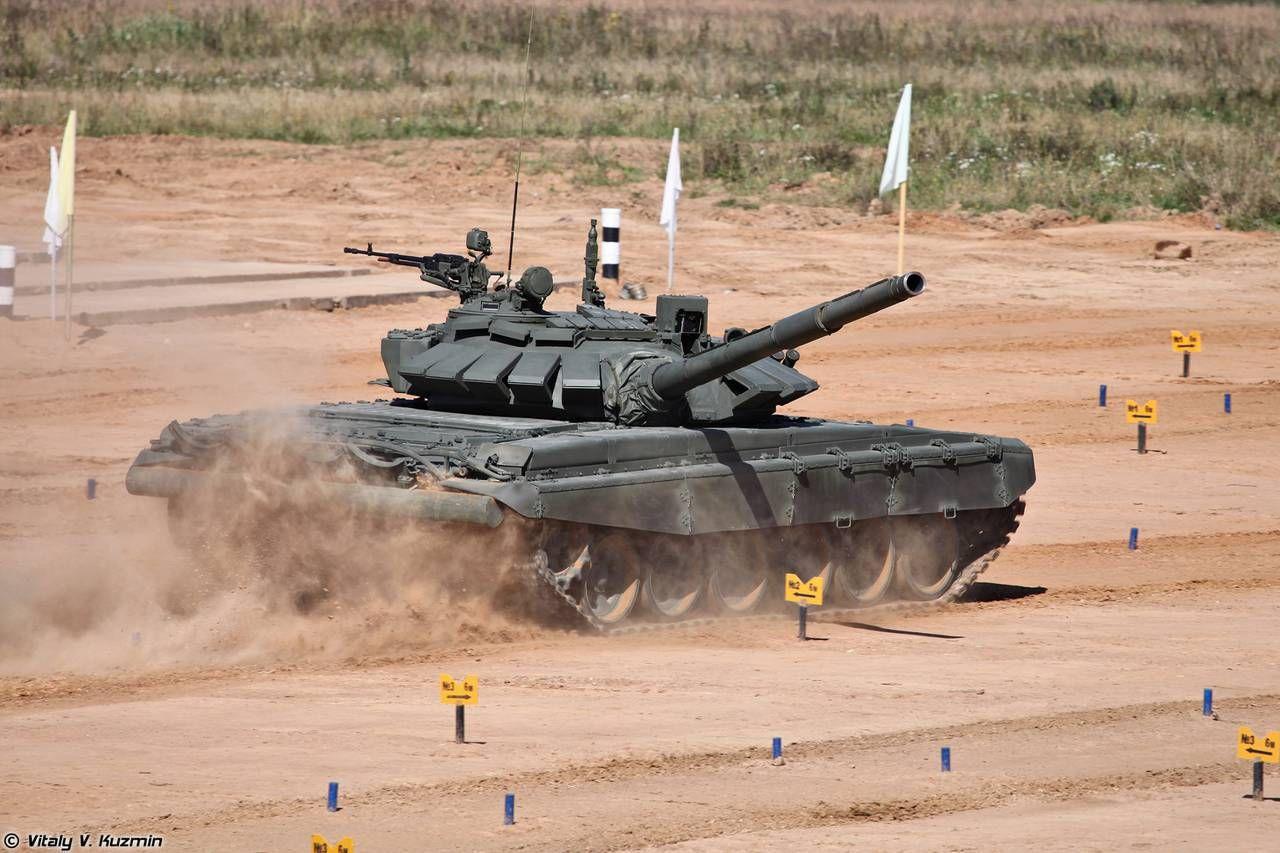 В Ставропольском крае началась огневая подготовка танкистов