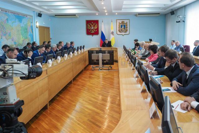 В Минимуществе Ставрополья подвели итоги второго этапа мониторинга состояния жилья детей-сирот