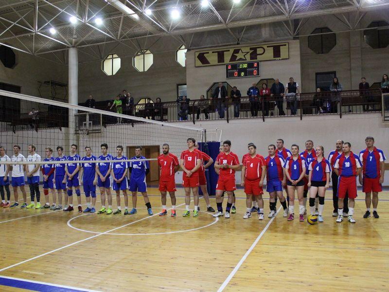 В Кисловодске стартовал первый открытый турнир по волейболу памяти Омари Бутаева