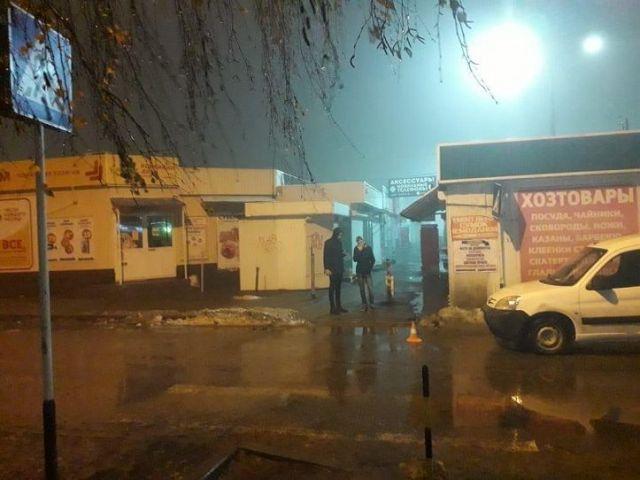 В Ставрополе водитель легковушки сбил двух молодых людей