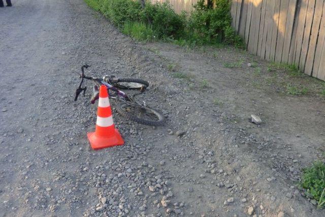 В Ставропольском крае под колёса автомобиля попал 5-летний велосипедист