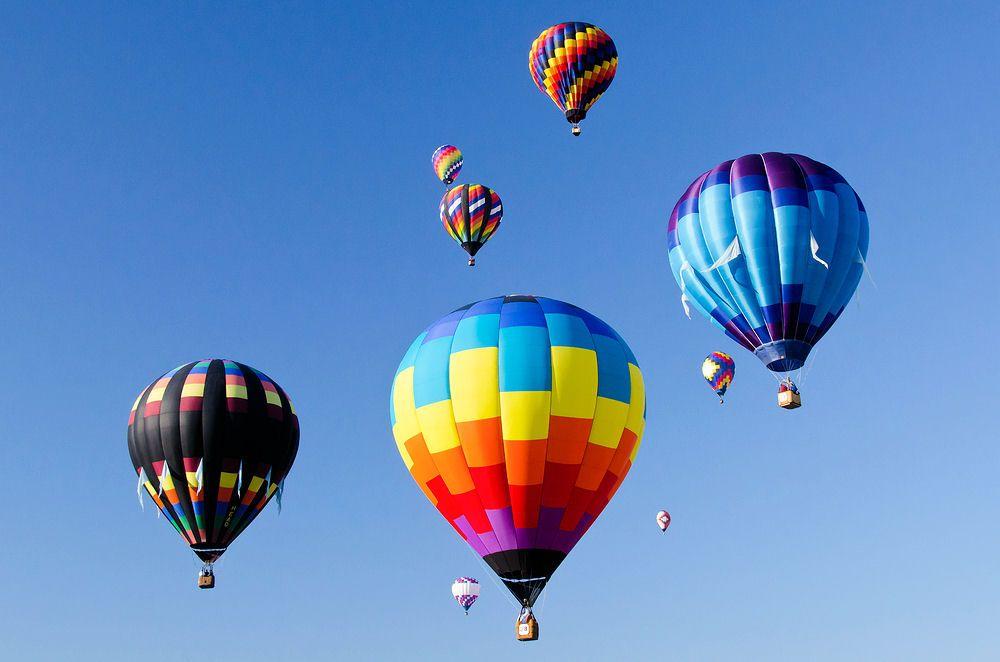 Фестиваль воздушных шаров в2015-м году пройдёт вЕссентуках иПятигорске