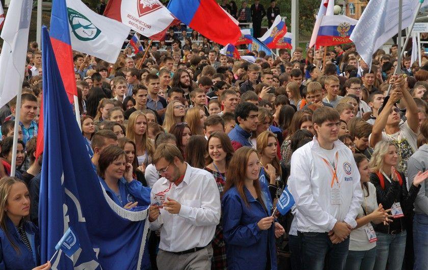 «Парад студенчества» начнет свое шествие вВолгограде