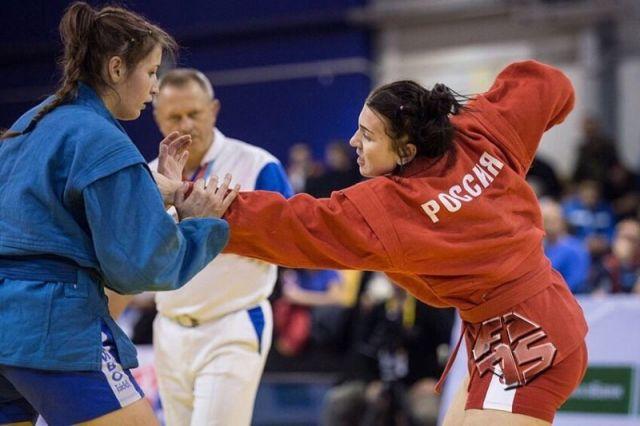 Пятигорская самбистка завоевала серебро на мировом первенстве