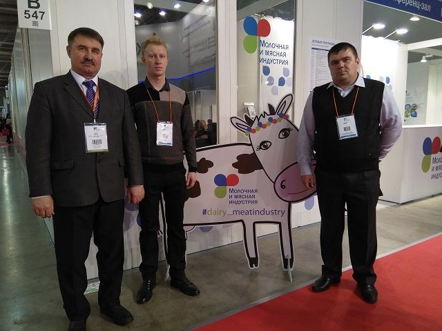 Ставропольские учёные представили в Москве работу лаборатории селекционного контроля качества молока