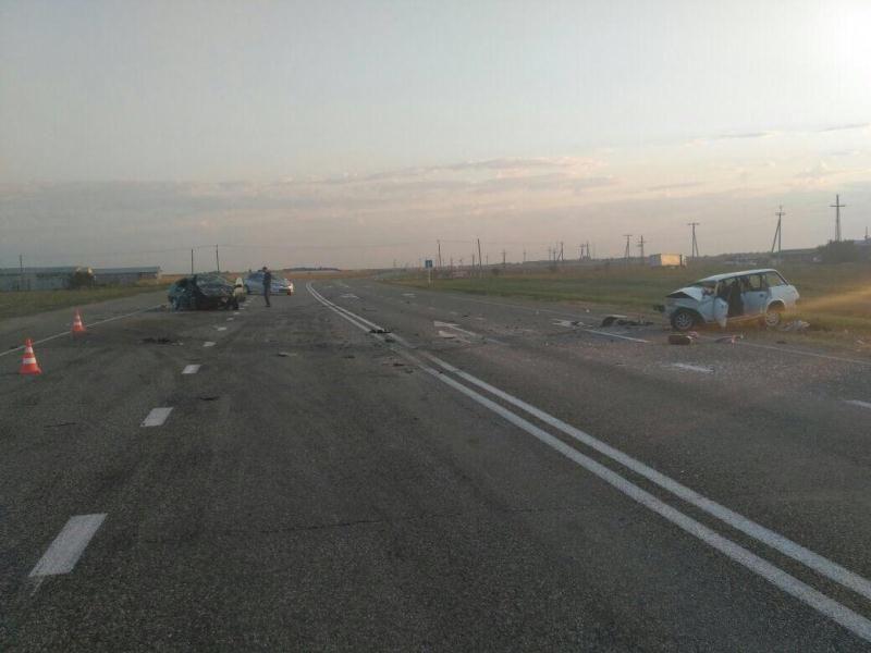 На Ставрополье с места смертельного ДТП сбежал водитель «Приоры»