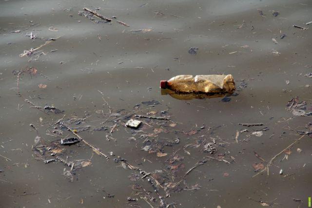 В Ставрополе неизвестные загрязняют отходами реку Ташла