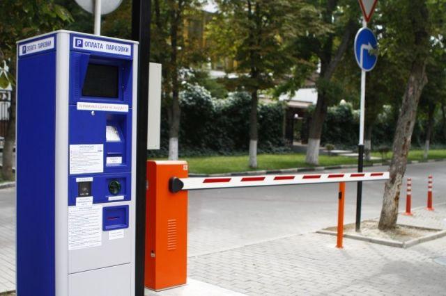 Время бесплатной стоянки на парковках Ставрополя увеличат вдвое