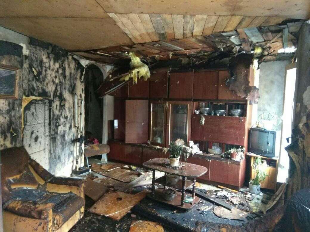 В частном доме Кисловодска произошёл взрыв газа, есть пострадавшие