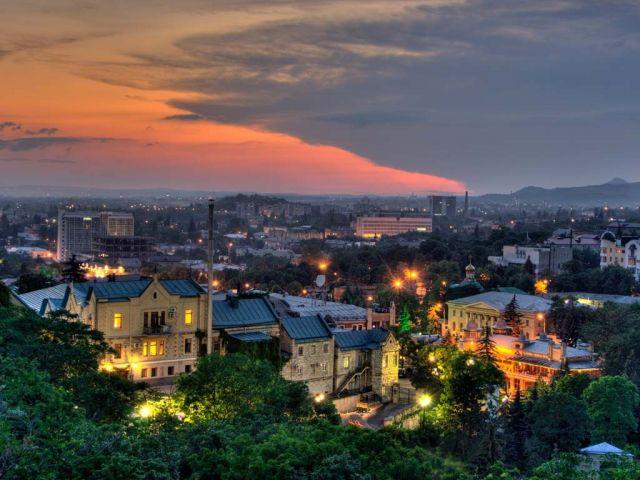 Пятигорск входит в топ-10 самых популярных курортов России среди иностранных туристов