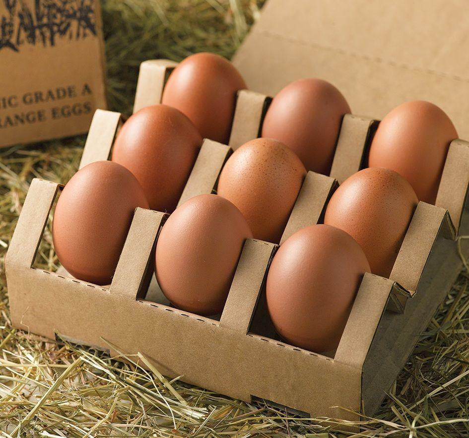 Производитель объяснил появление в магазинах России упаковок с 9-ю яйцами