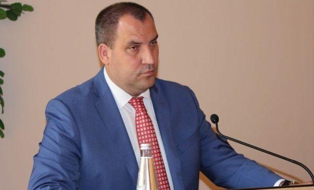Глава Минераловодского округа написал заявление об увольнении
