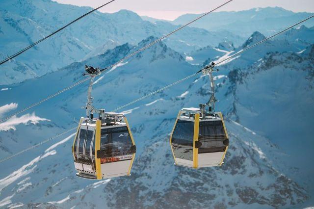 Эльбрус признан лучшим горнолыжным курортом России
