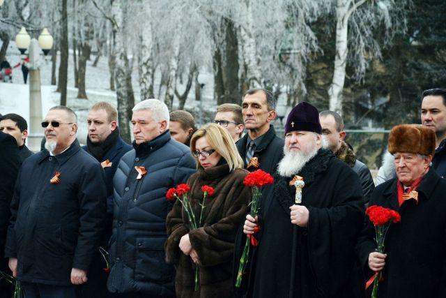 В Ставрополе начали отсчёт времени до Дня Великой Победы