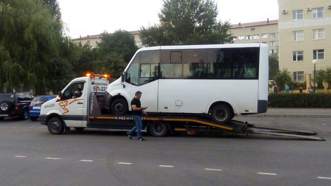 Конкурс на перевозку пассажиров в ставропольском