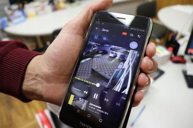 Ростелеком» в Ставрополе оснастил многоквартирный дом «умным» видеонаблюдением
