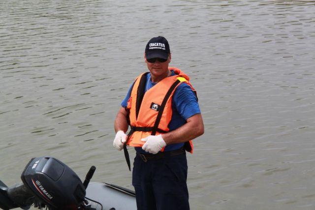 Ставропольские водолазы отыскали на запрещённом для купания пруду тело молодого человека