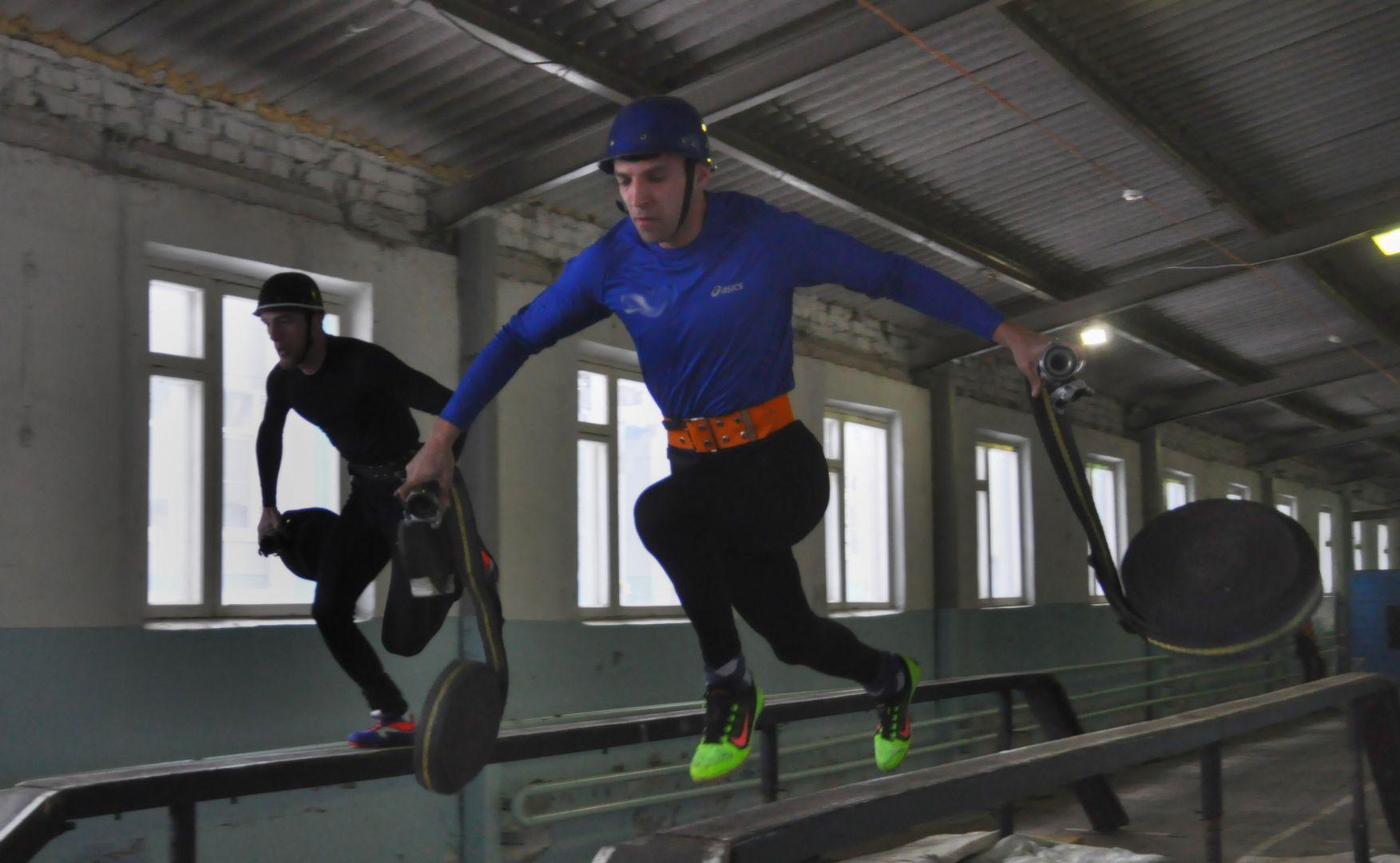 На Ставрополье прошёл чемпионат СКФО по пожарно-прикладному спорту