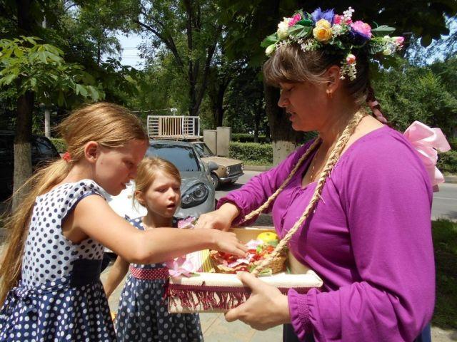 На Ставрополье прошёл уличный мастер-класс по декоративному творчеству