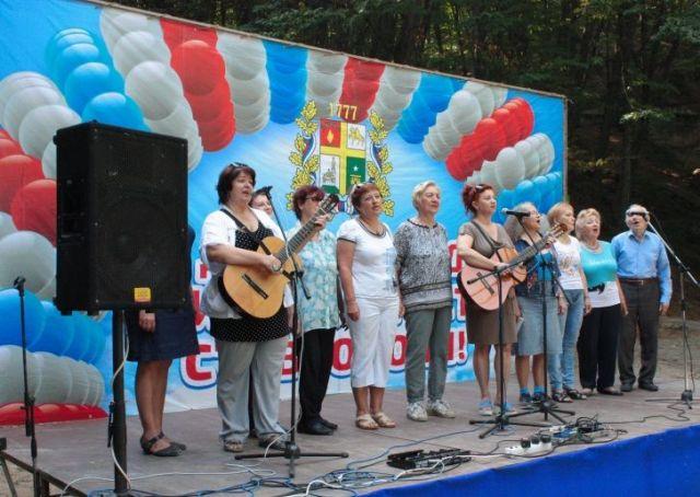 Приближающийся День города уже активно празднуют в Промышленном районе Ставрополя