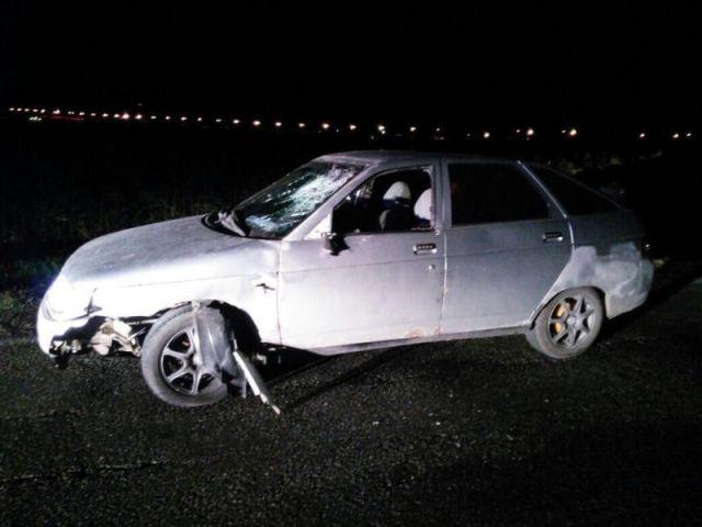 На Ставрополье водитель легковушки насмерть сбил молодого человека