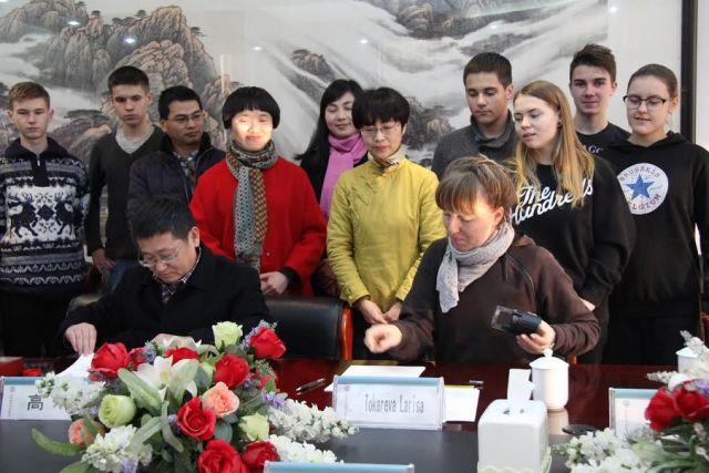 Ставропольские школьники и педагоги побывали в гостях у китайских коллег