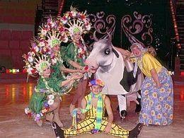 Впервые на Ставрополье - гастроли Московского цирка на Цветном бульваре