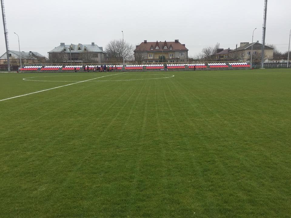 Тренировочную площадку ЧМ по футболу торжественно открыли в Железноводске