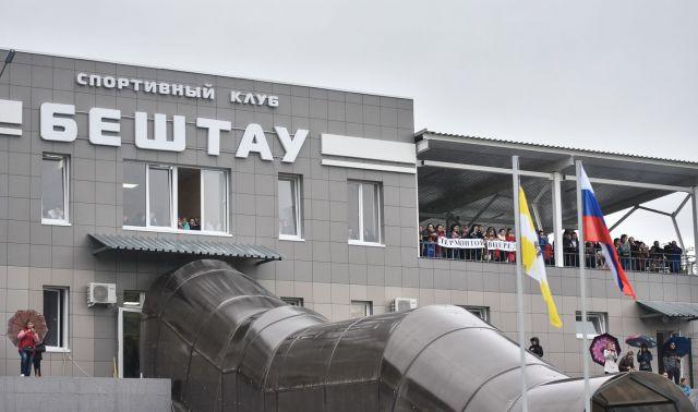 На Ставрополье открылась четвёртая футбольная тренировочная площадка к ЧМ-2018
