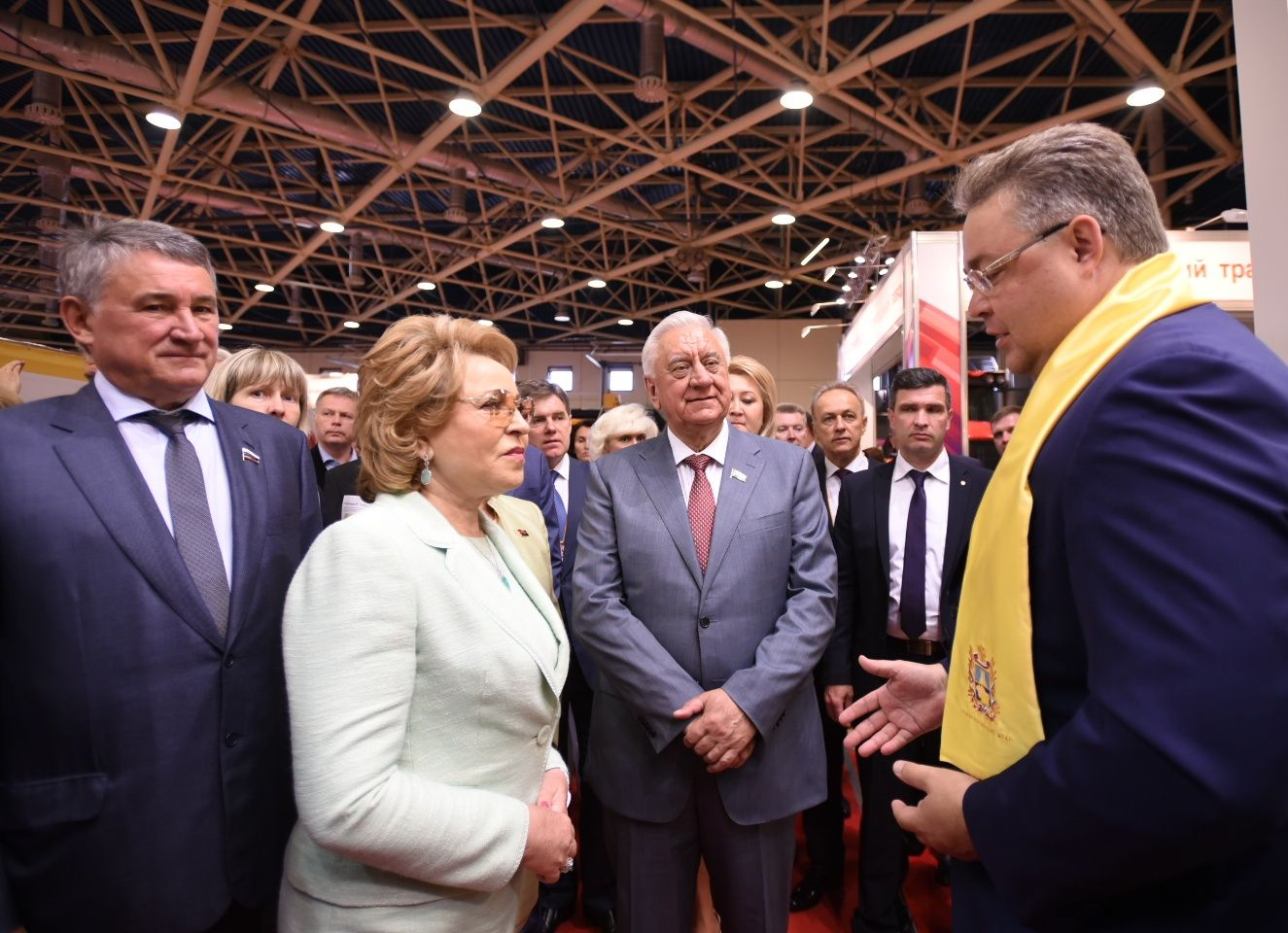 Виктор Толоконский учавствует в пленуме регионов Российской Федерации и Республики Беларусь в столице
