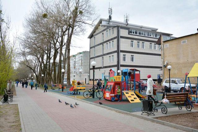 В Ставрополе продолжают создание комфортной городской среды