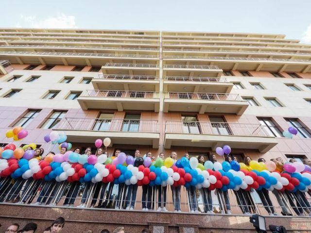 В Ставрополе открылось студенческое общежитие на тысячу мест