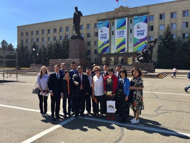 Гости из Пекина развивают сотрудничество со Ставропольем