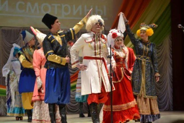Городской праздник «Шолоховская весна» прошёл в Ставрополе
