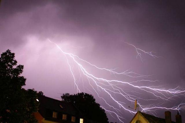 На Ставрополье 6 июля и в ночь на 7 июля ожидаются сильный дождь, гроза, град
