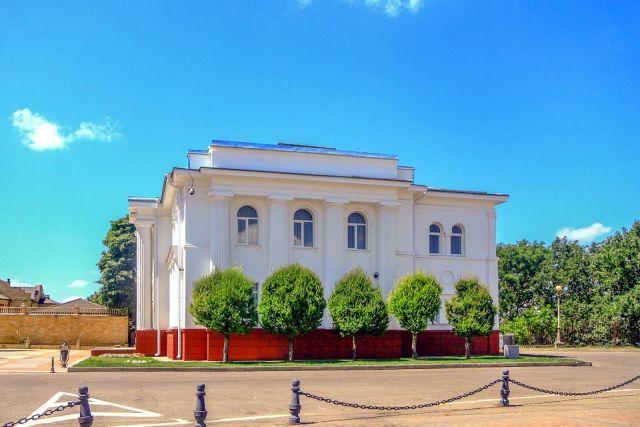 В Ставрополе открывается «Беседка счастья» для проведения свадебных церемоний