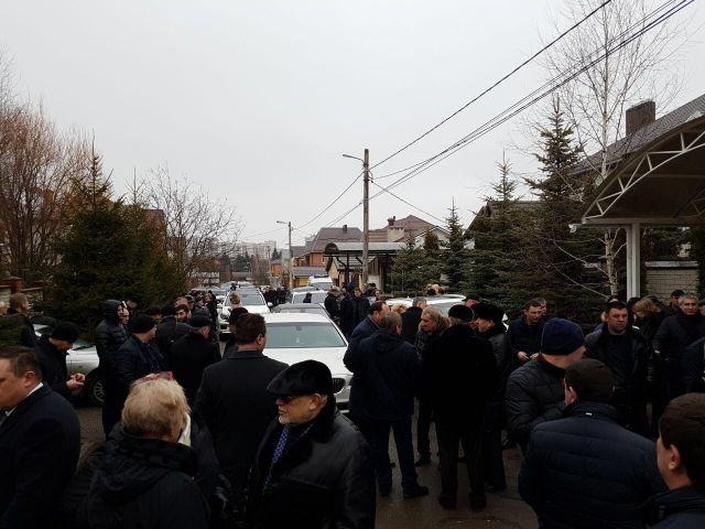 В Ставрополе прощаются с Александром Коробейниковым