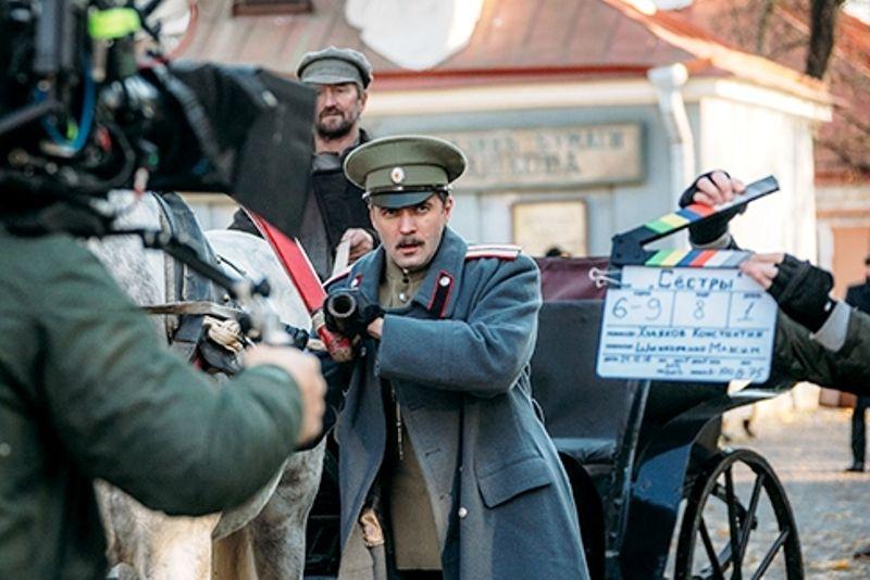 Константин Худяков снимет вПятигорске многосерийный фильм «Хождение помукам»