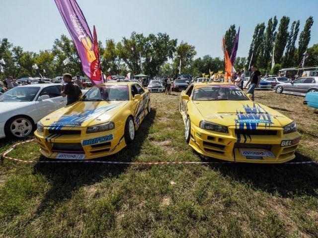 Губернатор Ставрополья посетил фестиваль экзотического автотранспорта