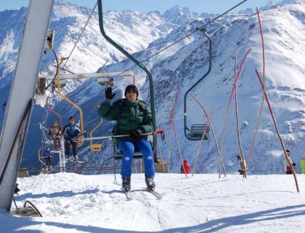 За год туристический поток на курорты Северного Кавказа вырос на 25%