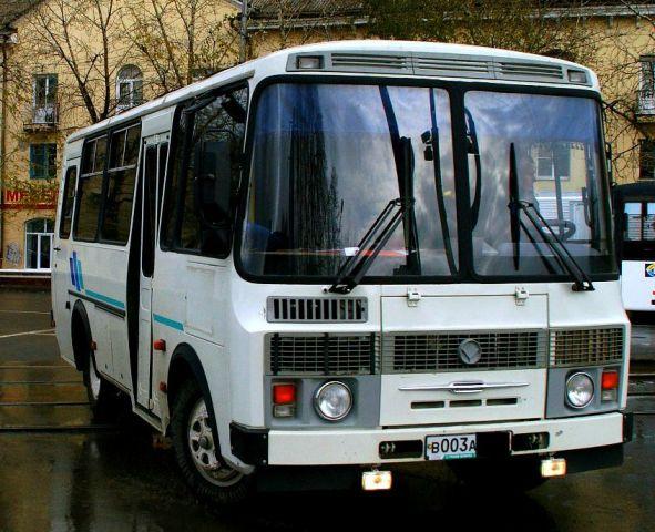 Маршрут автобуса №12 в Ставрополе изменён