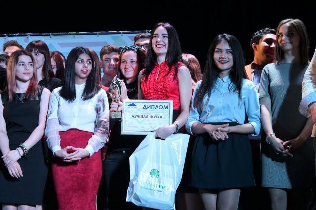 Рекордное количество участников принял фестиваль Ставропольской краевой лиги КВН